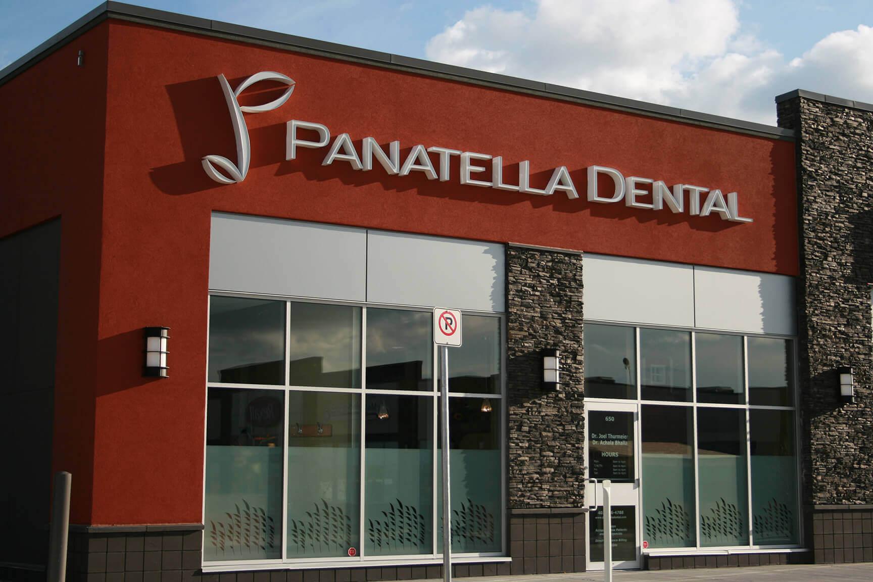 Panatella Store Front Desktop